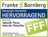 Unfallversicherung Swiss Life Bewertung